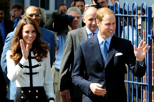 Prince William and Kate to tour Malaysia, Singapore and Tuvalu for Queen's Diamond Jubilee