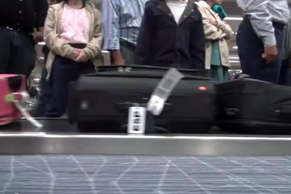 Video: Is this what REALLY happens to your luggage after check-in?