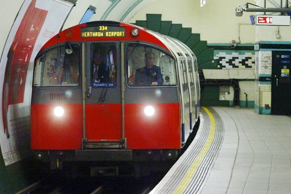 Boxing Day travel chaos London Tube drivers announce strike