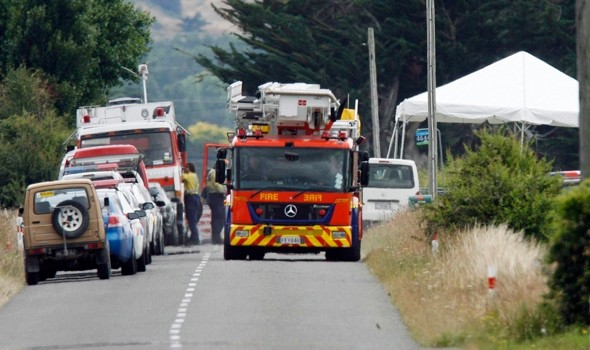 11 people die in hot air balloon crash in New Zealand