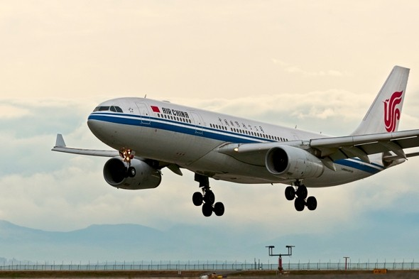 China airlines refuse to pay EU carbon tax as 'trade war' looms