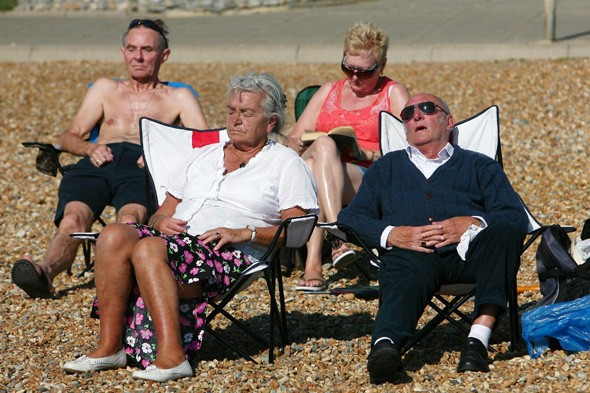 Outrage as row breaks out over sunniest place in England
