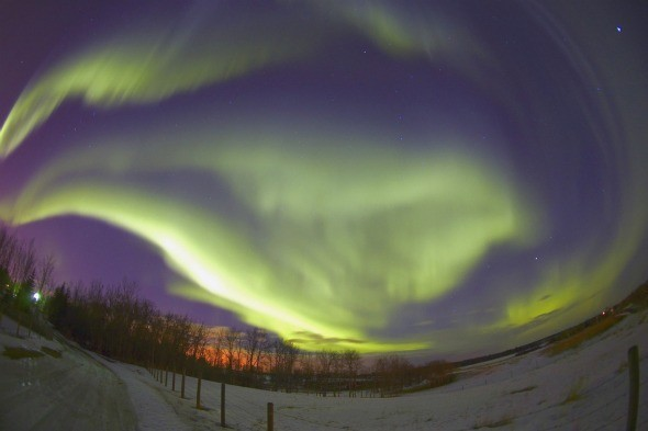 Ireland to witness Northern Lights