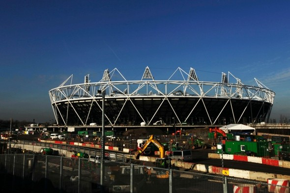 London Olympics tickets resale suspended