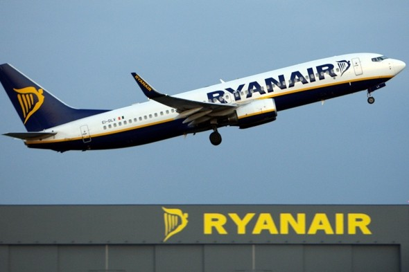 Another price hike! Ryanair adds 25p to every ticket