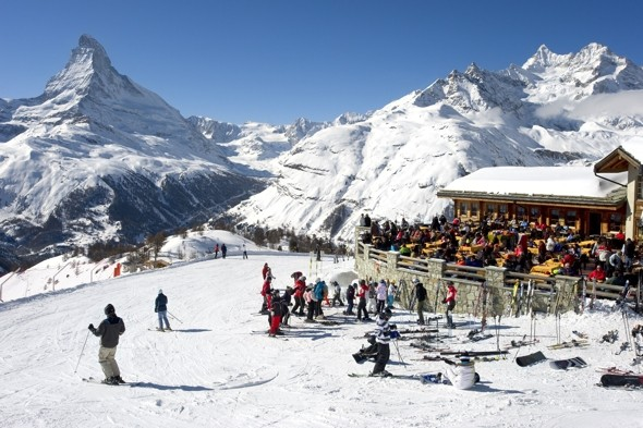 British tourist stuck at Zermatt ski resort after avalanche