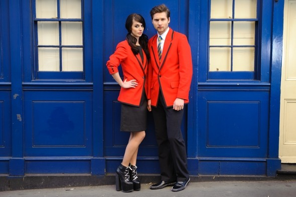 Followers of fashion: Butlins Redcoats get trendy revamp