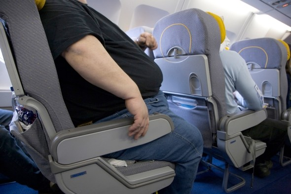 Will court ruling pave way for airline 'fat tax' in Britain?