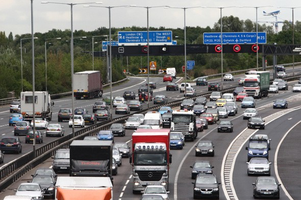 Daytrippers clamour to book coach tour of M25 (and it's not even April Fool's day)