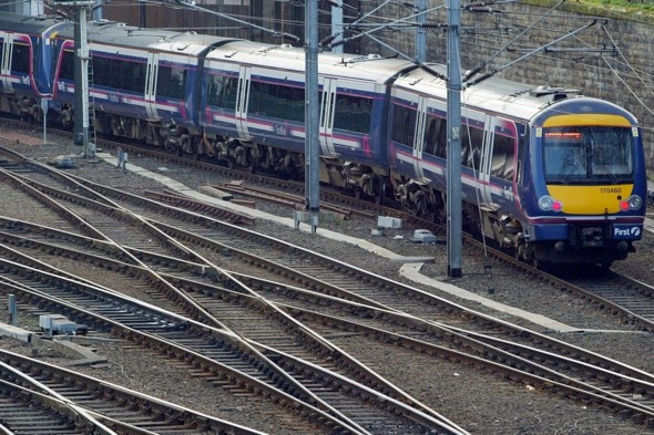 WiFi being rolled out on UK trains