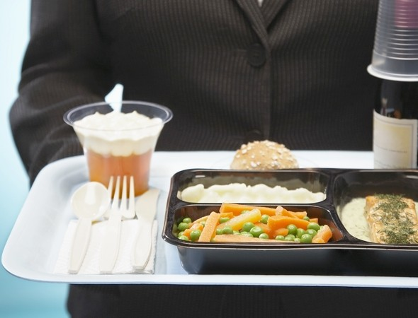 Revealed! The best airline food in the world