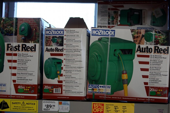 Hotlines set up to report hose ban cheats