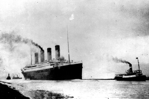 Was a mirage to blame for the sinking of the Titanic?