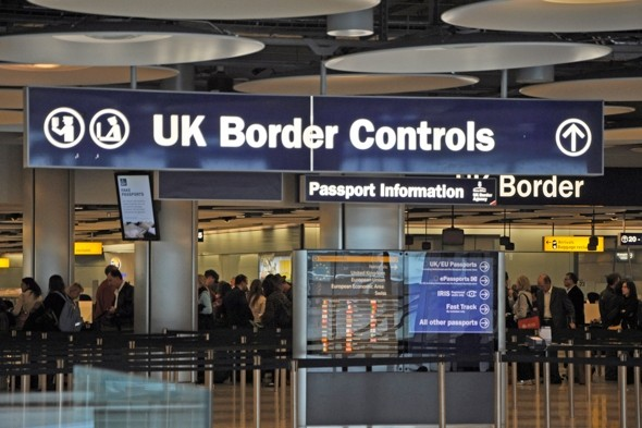 Immigration officers to get new £2.5m uniforms despite staff shortages