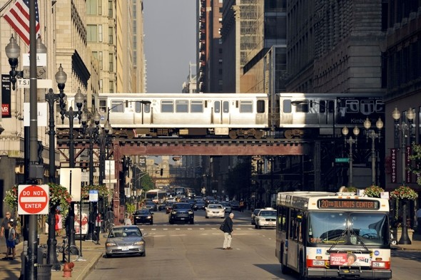 Man electrocuted and killed while urinating on subway in Chicago