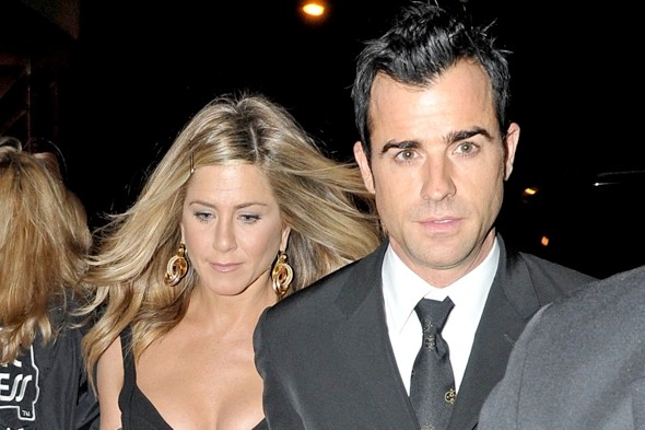 Jennifer Aniston touring hotels in Greece for summer wedding?