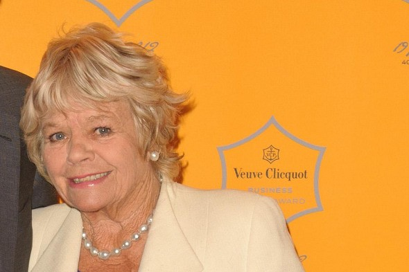 Judith Chalmers is back!
