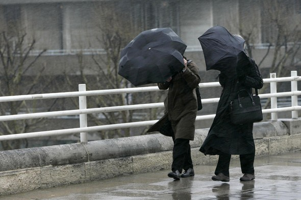 More heavy rain expected but still not enough to end drought