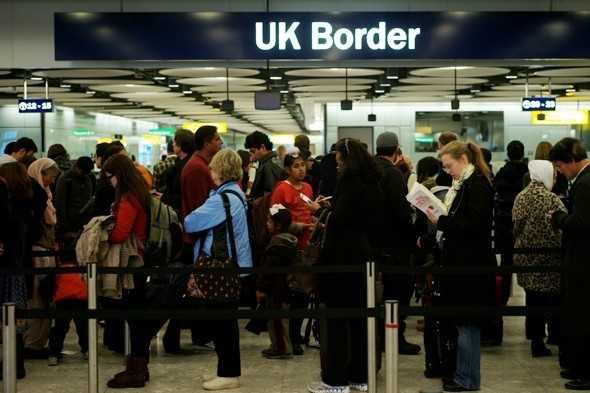 Border Force chaos continues as immigration unions announce one-day strike