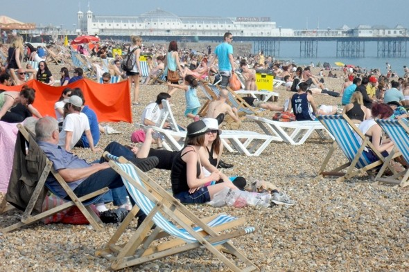Sun set to shine for Diamond Jubilee weekend