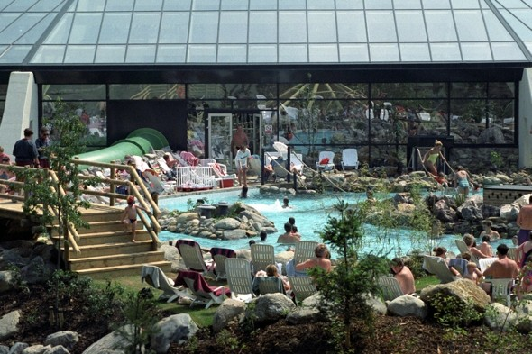 Center Parcs TV ad banned for promoting 'family holiday' only available in term time