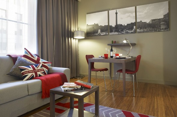 Jubilee apartments, queen's jubilee accommodation, london holiday rentals
