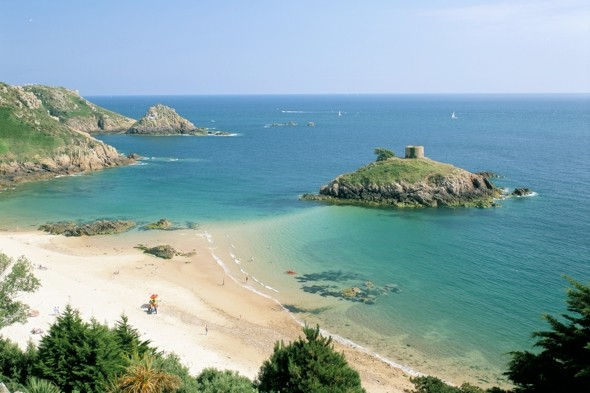 Revealed! The most popular British beach destination