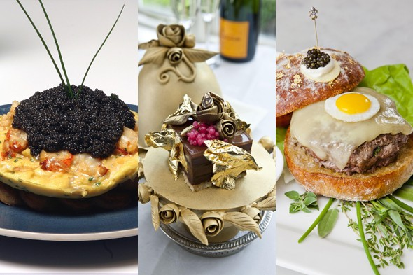 What The Rich And Famous Eat The World 39 S Most Expensive