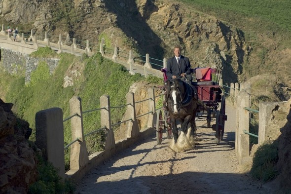 Female tourist dies on Channel Island after horse-drawn carriage crash