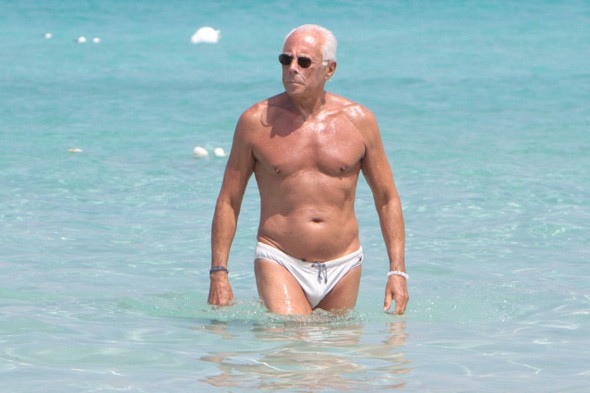 Laughing at Speedos is top guilty pleasure for Brits on holiday