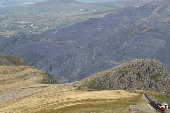 Mountain rescue warning as stag party 'climbs Snowdon in pyjamas'