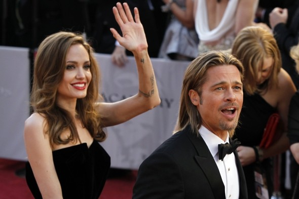 Brad and Angelina 'book family holiday in the Lake District'