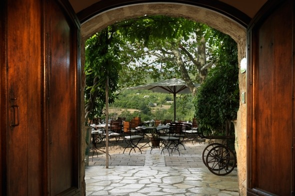 Hotel review: La Bastide de Moustiers, Provence, France - AOL