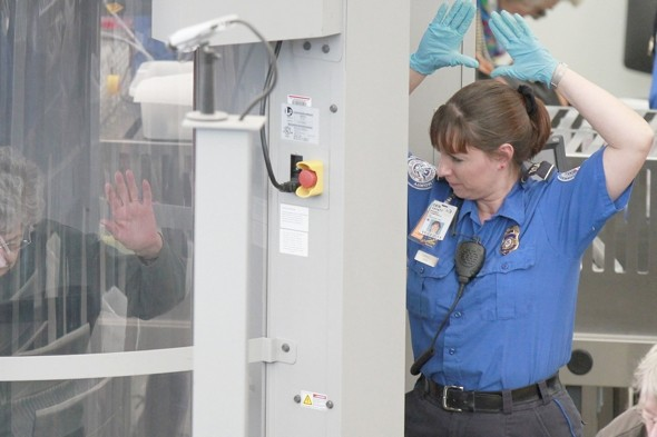 Body scanners introduced at Edinburgh and Glasgow airports
