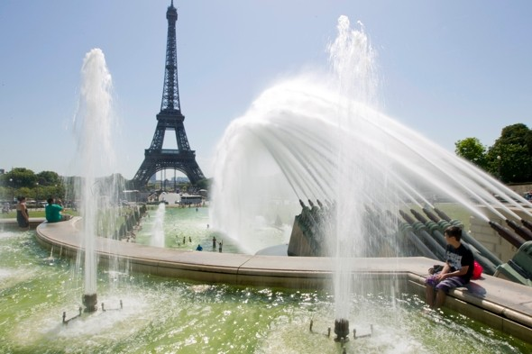 Worth £344 billion: Eiffel Tower tops list of Europe's most valuable buildings