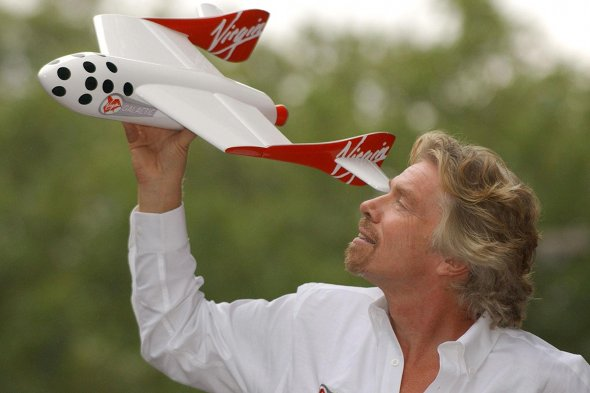 Virgin announces free space flight for person with most air miles