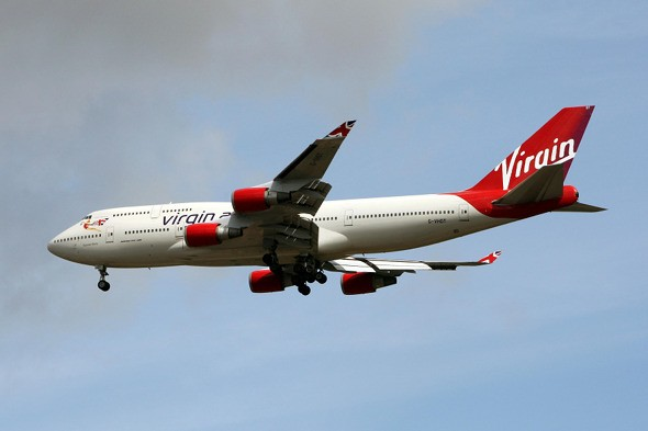 Two Virgin Atlantic jets send low fuel emergency calls over Stanstead