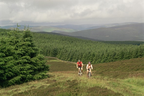cycle breaks, travel, bike holidays, scotland breaks, scottish borders, cycle routes in scotland