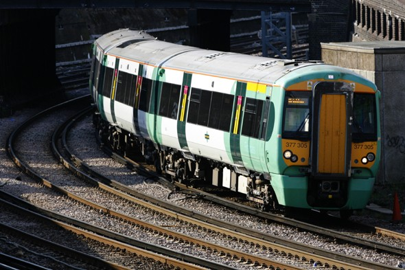 Man killed by train at level crossing in Portsmouth, train death, train tragedy