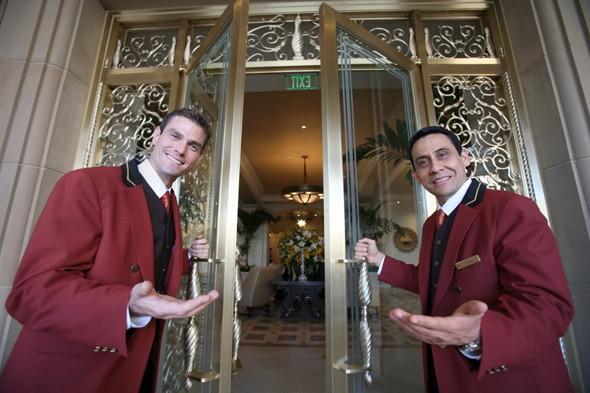 Silliest ever requests for hotel concierges