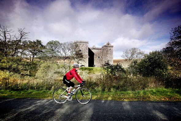 cycling holidays in scotland, travel, cycle holidays, bike tours in scottish borders