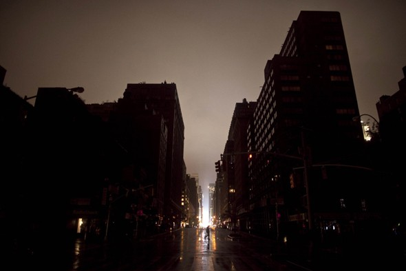 Hurricane Sandy: 16 killed, 6 million without power, thousands of travellers stranded