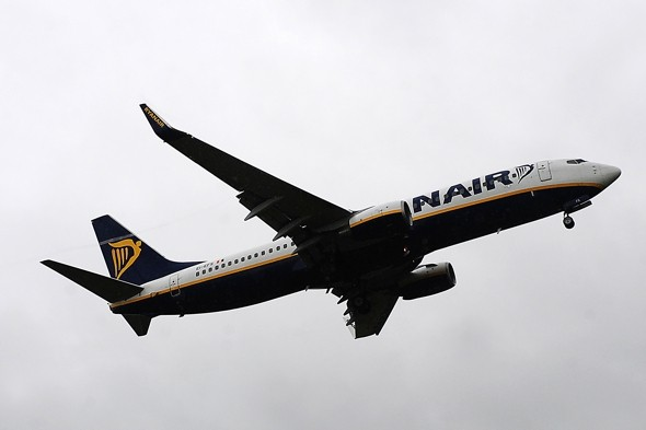 Passenger 'knocked unconscious' in Ryanair plane stairs fall sues for €38,000