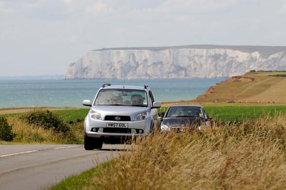 Britain's best coastal roads