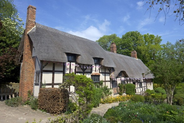 Shakespeare House To Get 800 New Homes Built In Its Back Yard Aol Uk Travel
