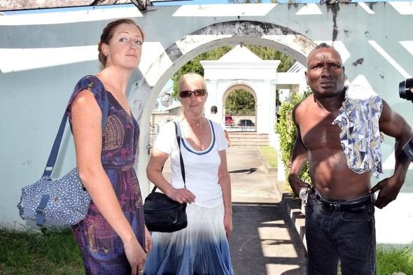 British holidaymaker rape victims battle to free man 'wrongly accused' in Barbados