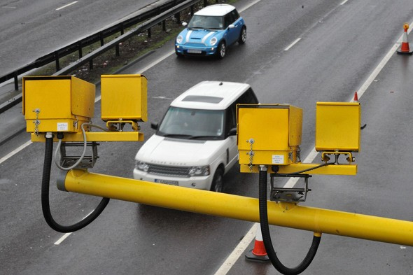 West Midlands police to switch off all speed cameras