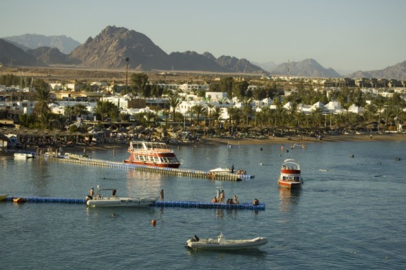 Brit feared drowned after diving lesson on holiday in Sharm-el Sheikh
