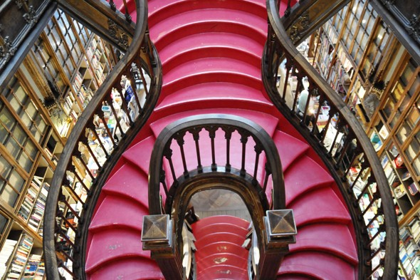 20 of the world's most beautiful staircases
