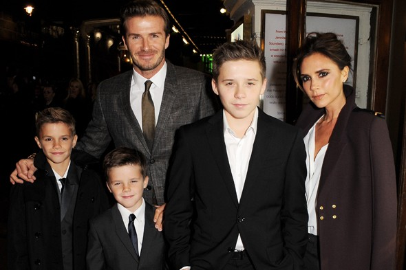 David Beckham to splash out £250K on Christmas holiday in the sun
